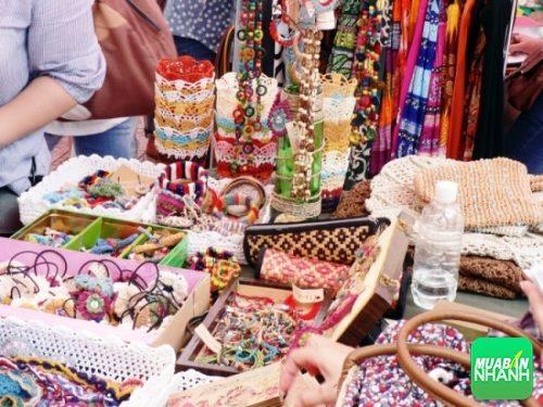 Địa điểm bán phụ kiện và nguyên vật liệu làm đồ handmade tại TPHCM