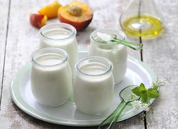 Sữa chua không đông khi làm tại nhà và cách khắc phục